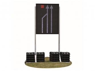 LED Wechselverkehrszeichen