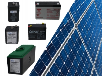 Batteries / Solar / Charging Systems