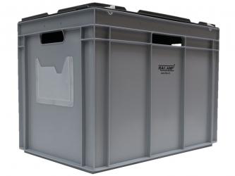 Transportbox für 4 RAILAMP