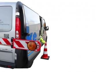 Absicherungselement Fahrzeug