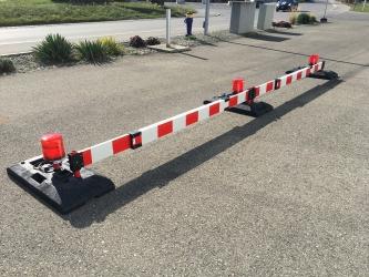 Runway barrier